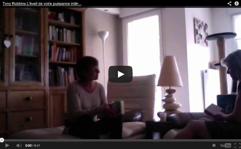 L'éveil de votre puissance intérieure de T. Robbins par Catherine Fabri