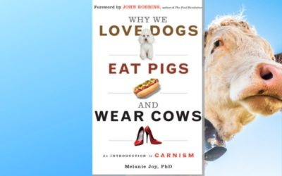 Why We Love Dogs, Eat Pigs, and Wear Cows par Melanie Joy