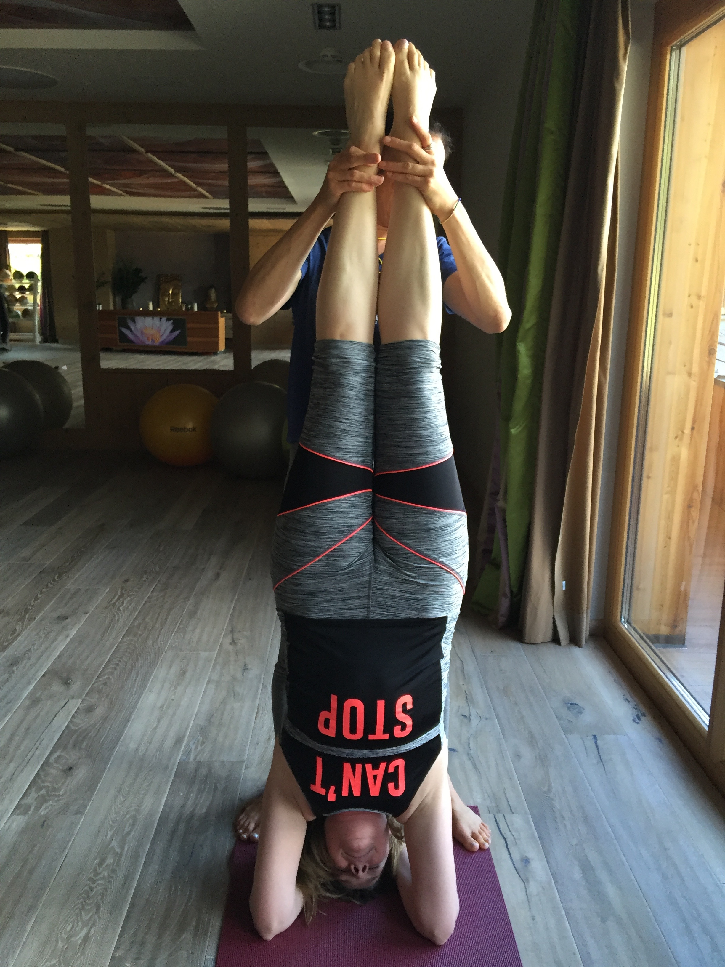 J'ai testé le yoga ashtanga