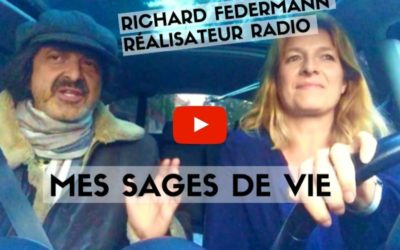 Mes sages de vie, l'émission radio de Richard Federmann