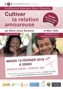 Conference Couple Amour Sandoval Vella En 1 mot