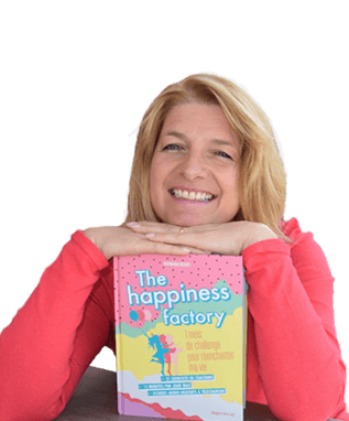 The happiness factory – 1 mois de challenge pour réenchanter ma vie par Barbara Reibel