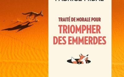 Traité de morale pour triompher des emmerdes par Fabrice Midal