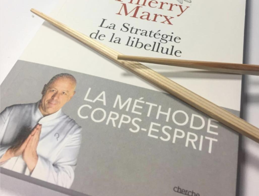 La Stratégie de la libellule par Thierry Marx