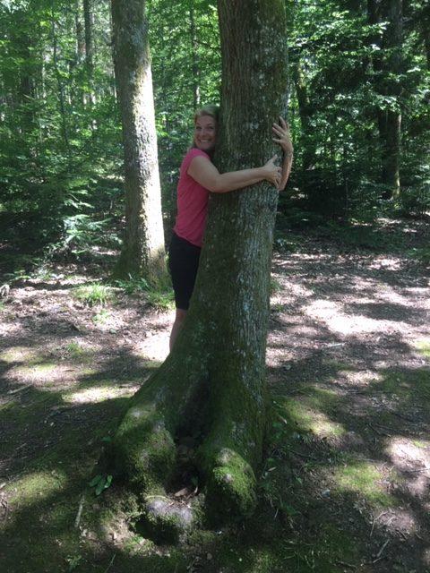 C'est l'été, cours vite en forêt !
