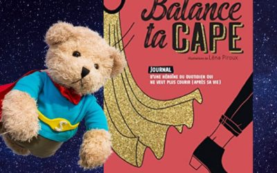 Balance ta cape par Anne-Sophie Lesage et Fanny Lesage