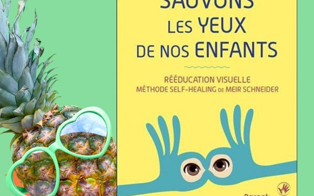 Sauvons les yeux de nos enfants par Ney Chaves